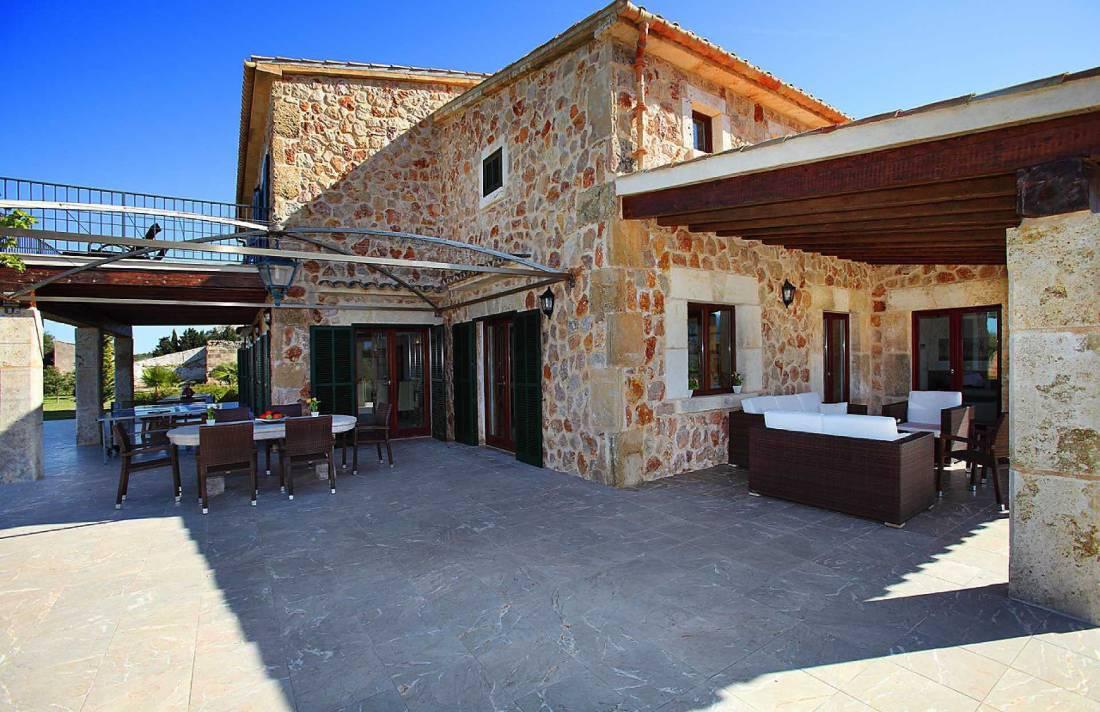 01-37 Elegante Finca Mallorca Norden Bild 9