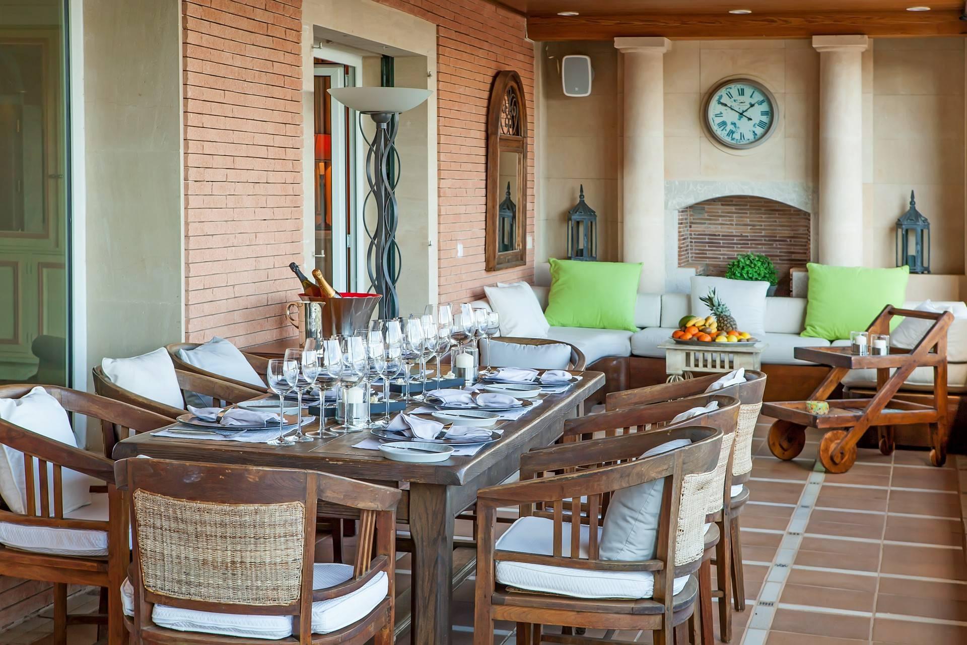 01-251 Extravagante Villa Mallorca Südwesten Bild 12