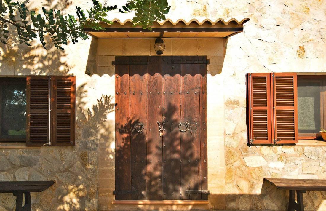 01-214 Klassische Finca Mallorca Norden Bild 12