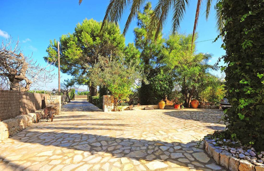 01-223 Rustic Holiday home Mallorca North Bild 12