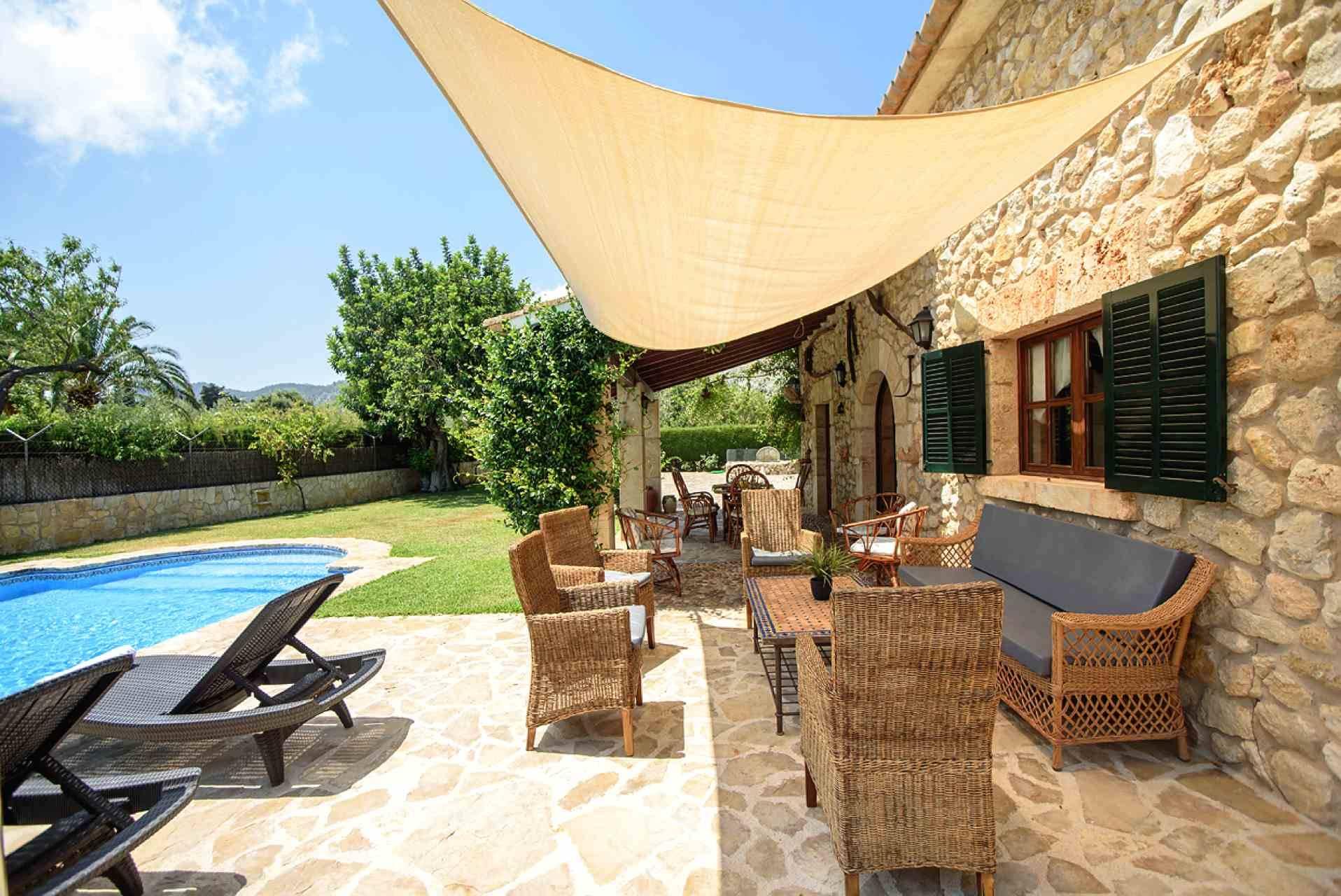 01-164 Romantic Finca Mallorca North Bild 13