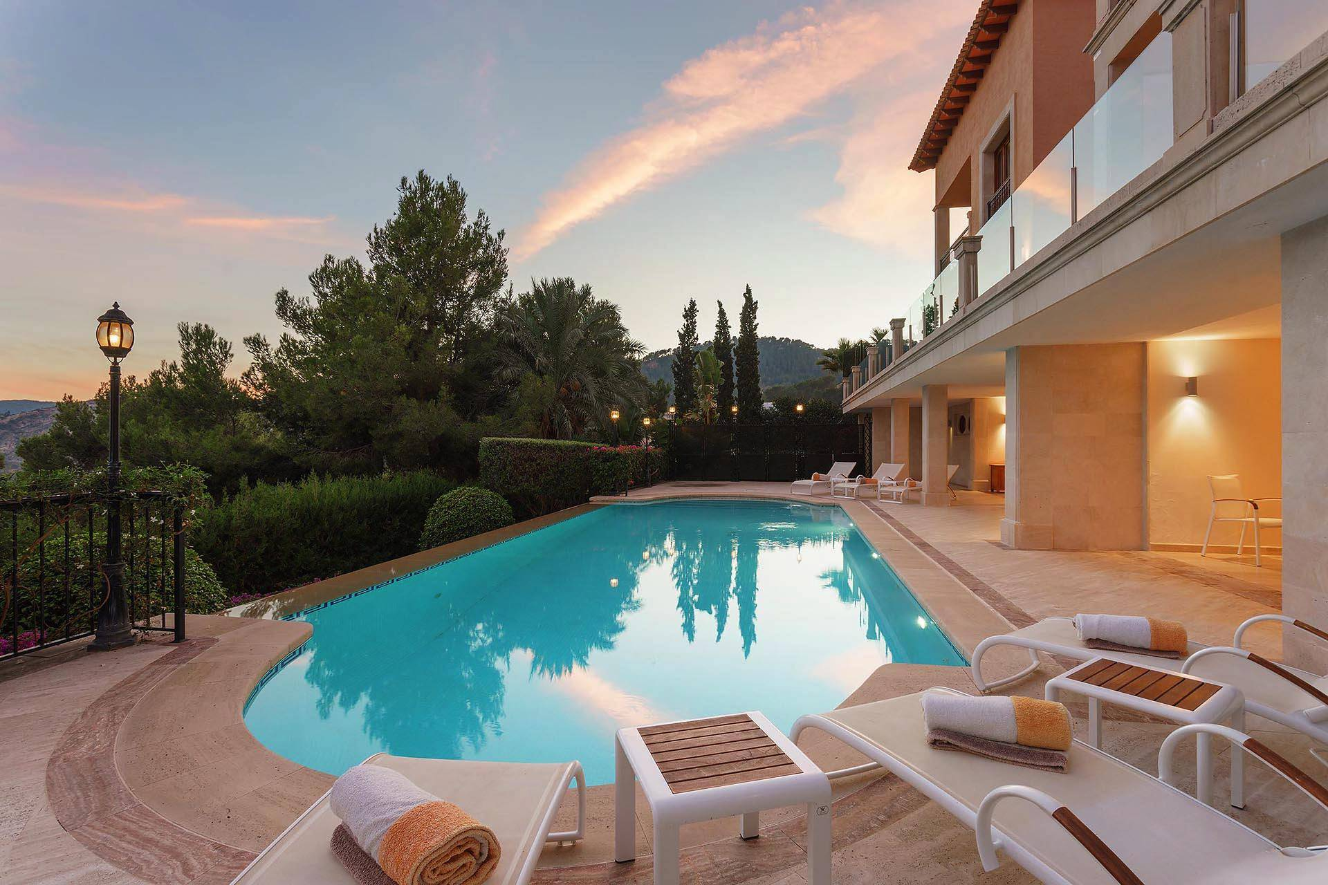 01-280 großzügige Villa nahe Palma de Mallorca Bild 13