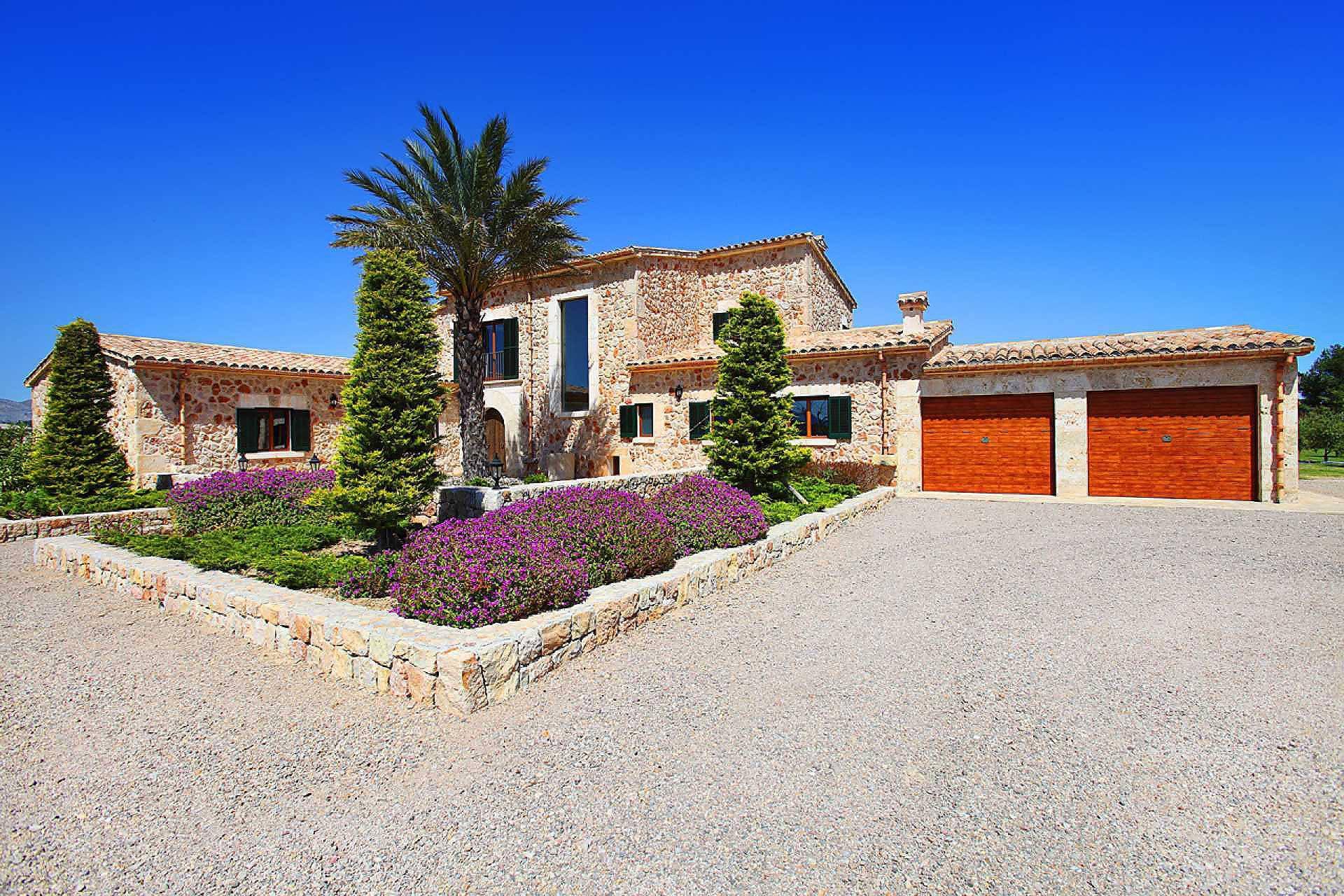 01-37 Elegante Finca Mallorca Norden Bild 10