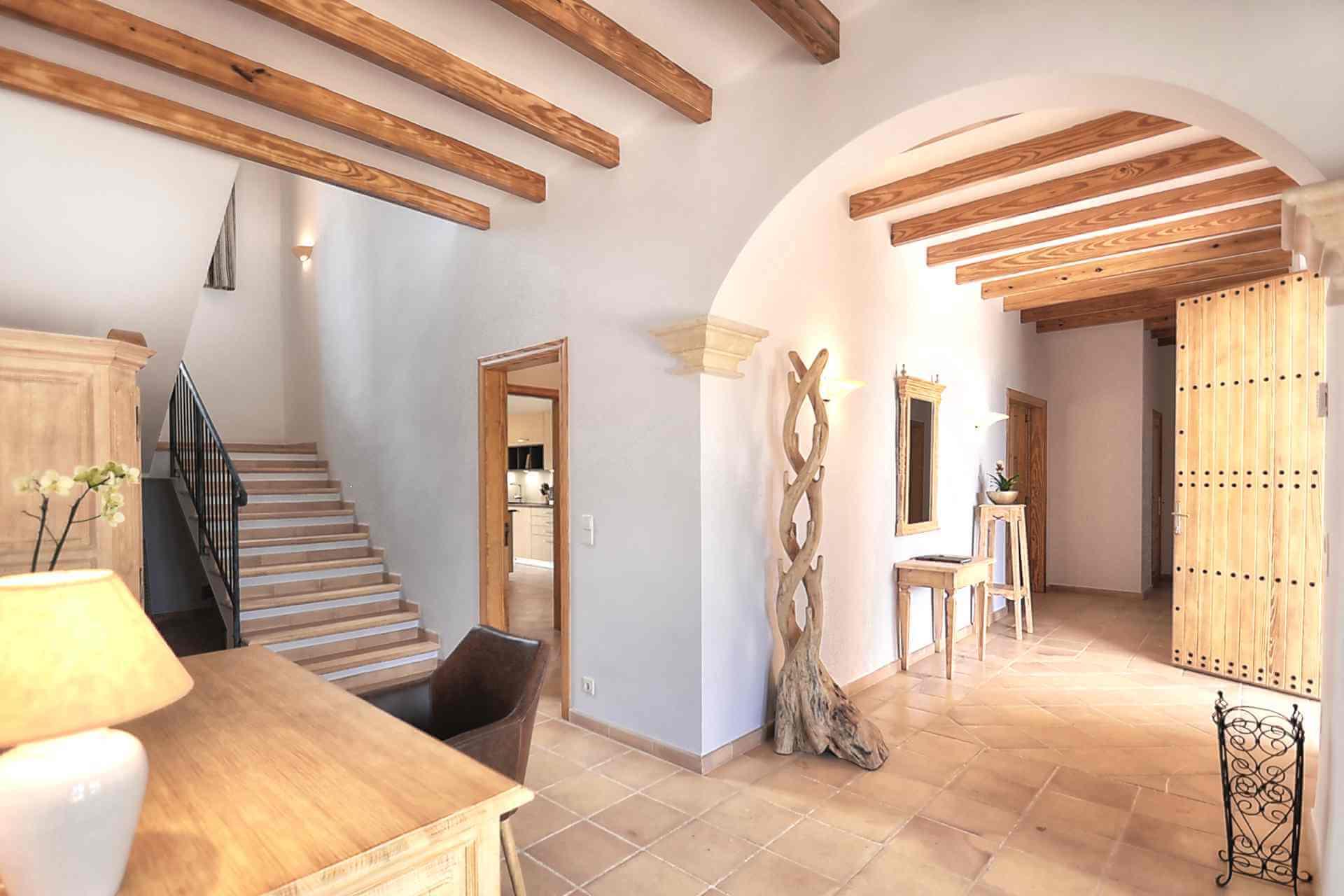 01-319 riesige luxus Finca Mallorca Osten Bild 14