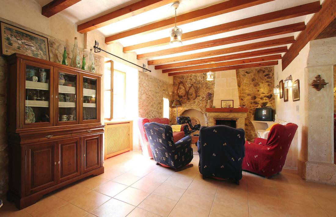 01-148 altes Farmhaus Mallorca Norden Bild 14