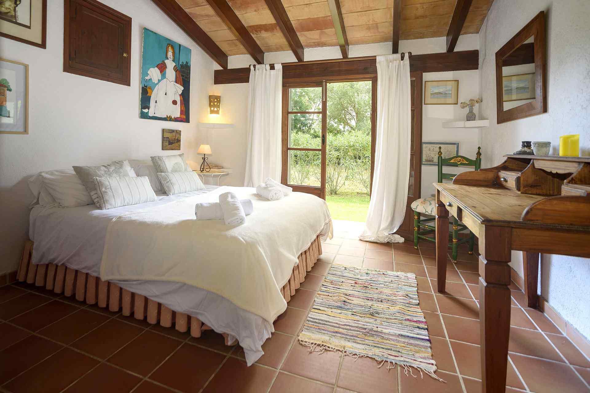 01-161 Finca mit hübschem Garten Mallorca Norden Bild 14