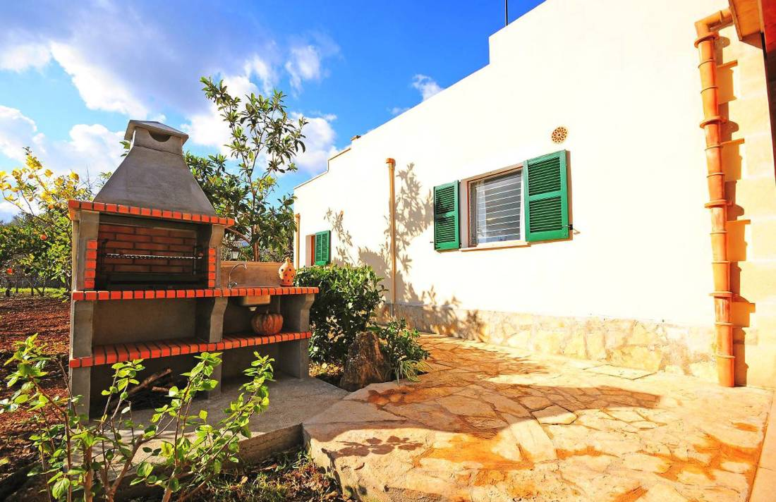 01-223 Rustic Holiday home Mallorca North Bild 13