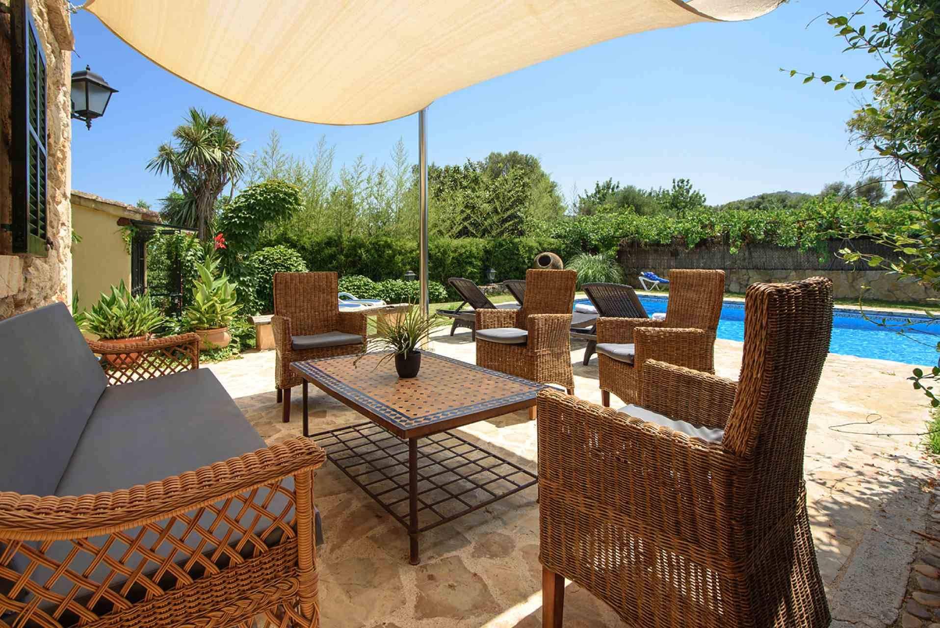 01-164 Romantische Finca Mallorca Norden Bild 14
