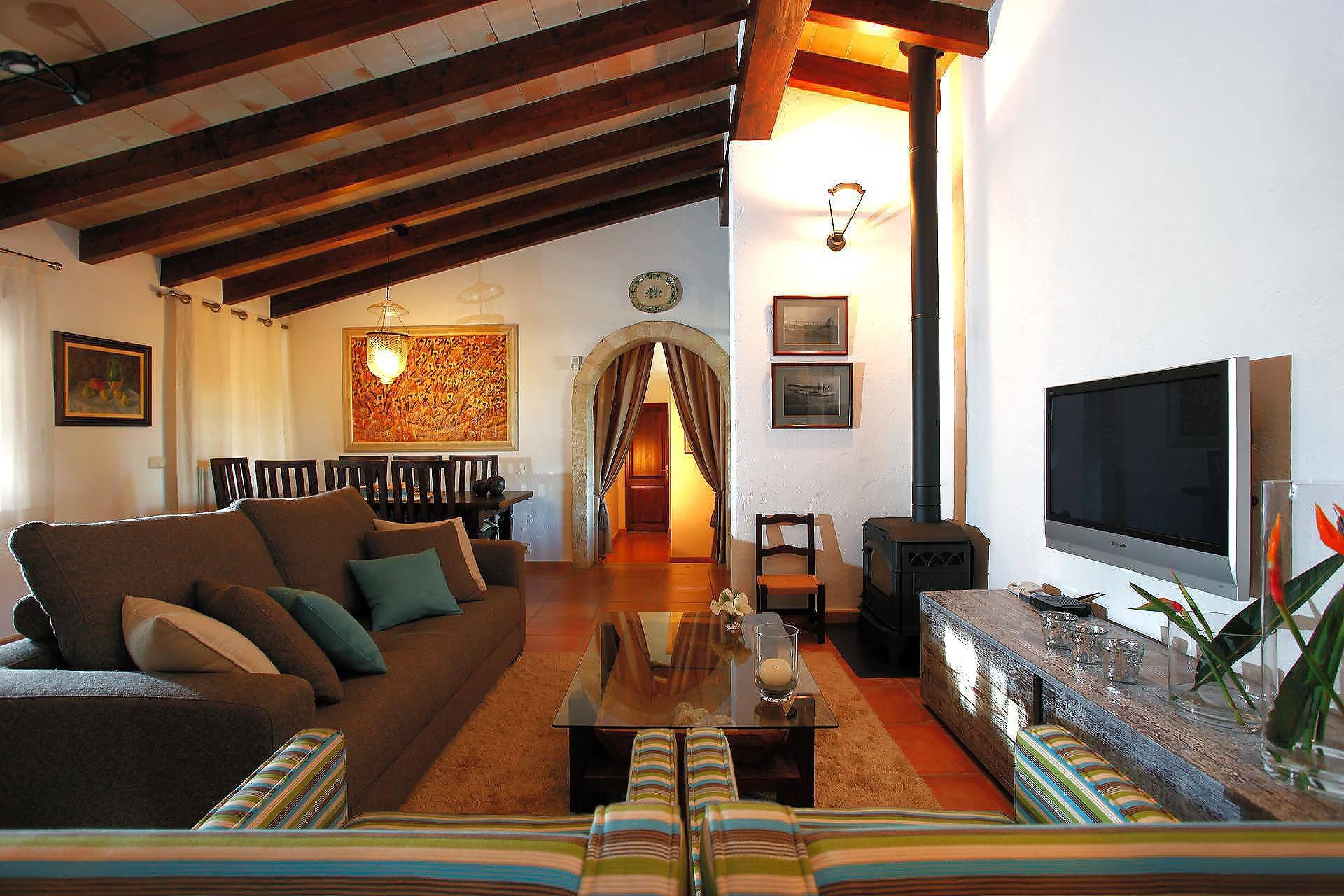 01-11 Traditionelle Finca Mallorca Norden Bild 14