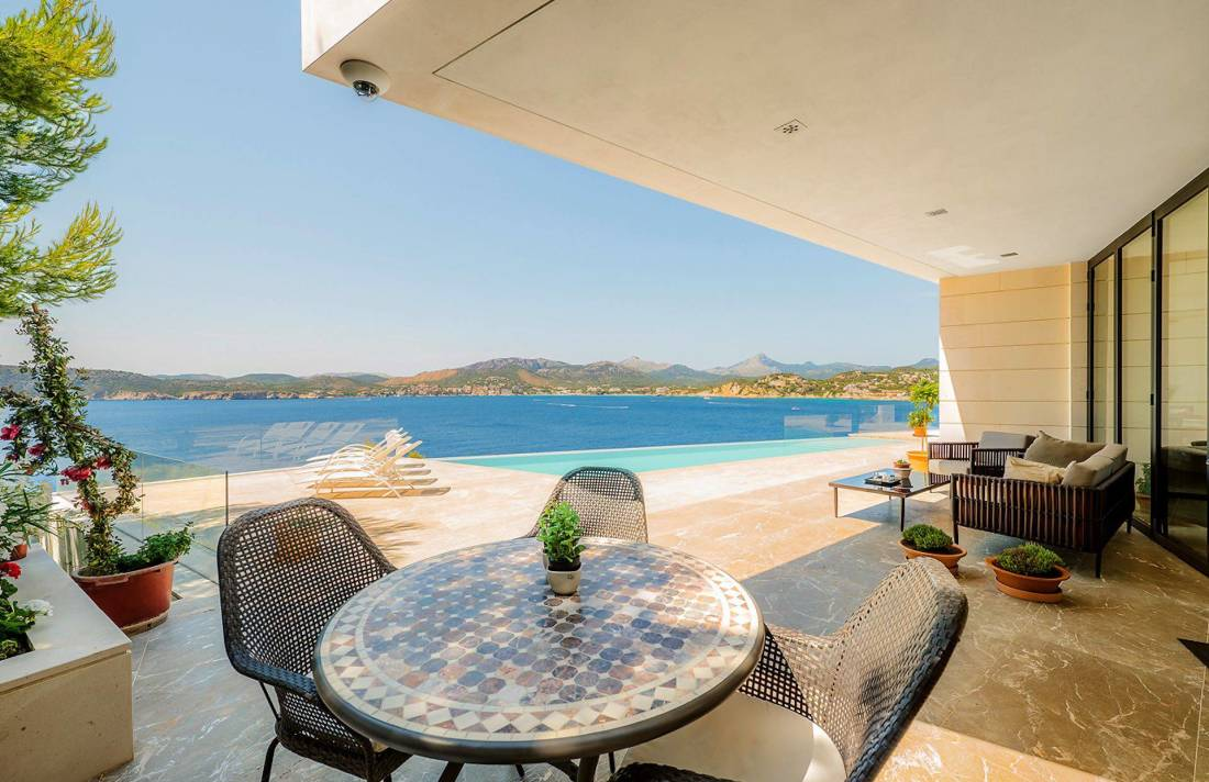 01-269 exklusive Luxus Villa Mallorca Südwesten Bild 14