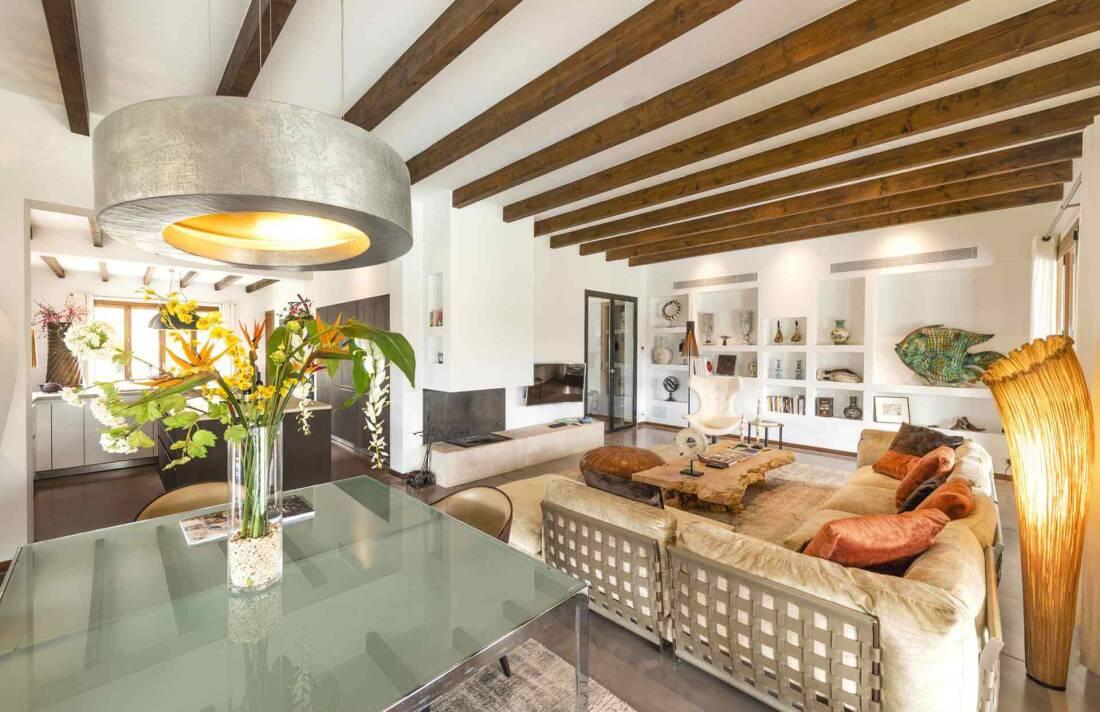 01-354 Luxus Design Finca Mallorca Zentrum Bild 14