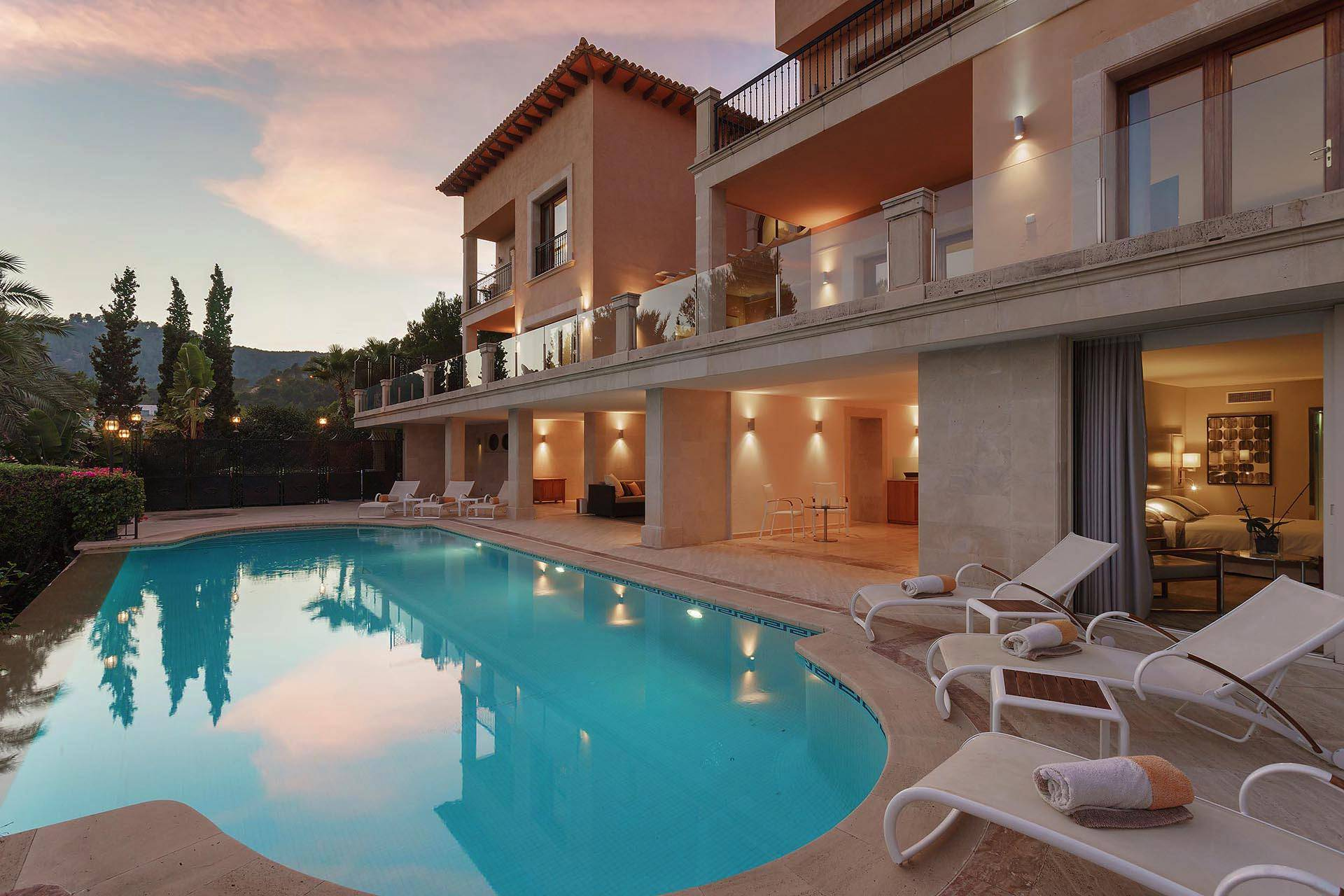 01-280 großzügige Villa nahe Palma de Mallorca Bild 14