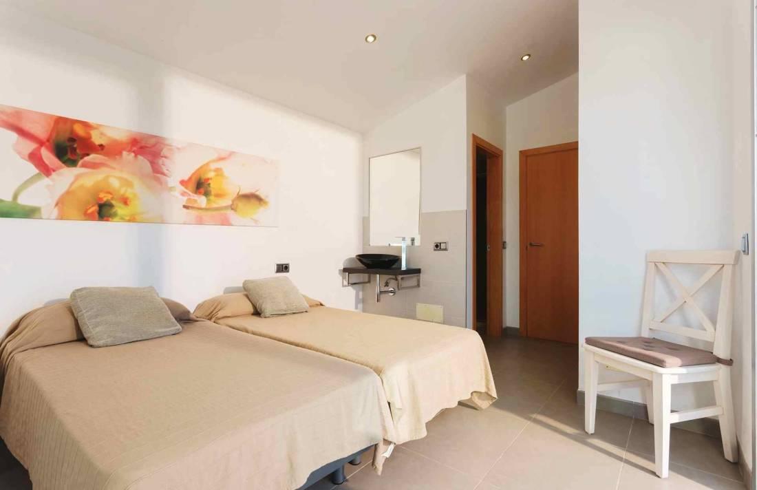 01-282 Ferienhaus Mallorca Norden Meerblick Bild 15