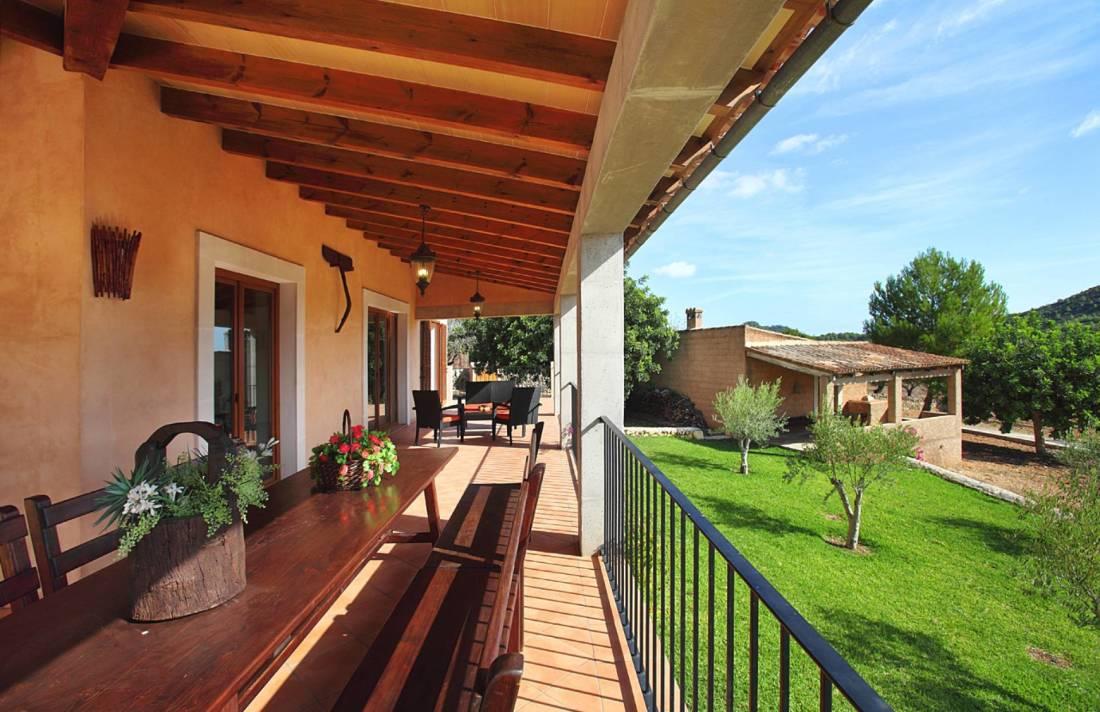 01-159 Ländliches Ferienhaus Mallorca Osten Bild 15
