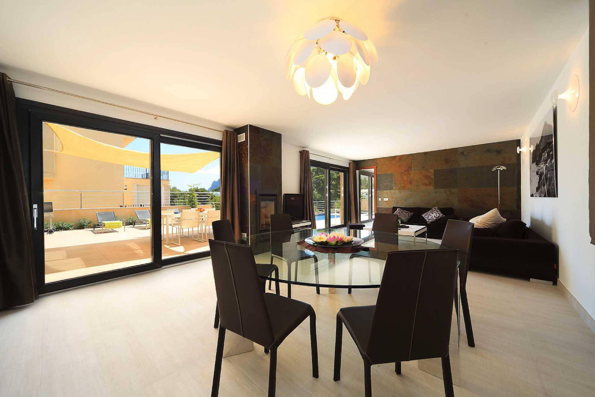 01-35 Villa Mallorca Norden mit Pool Bild 15