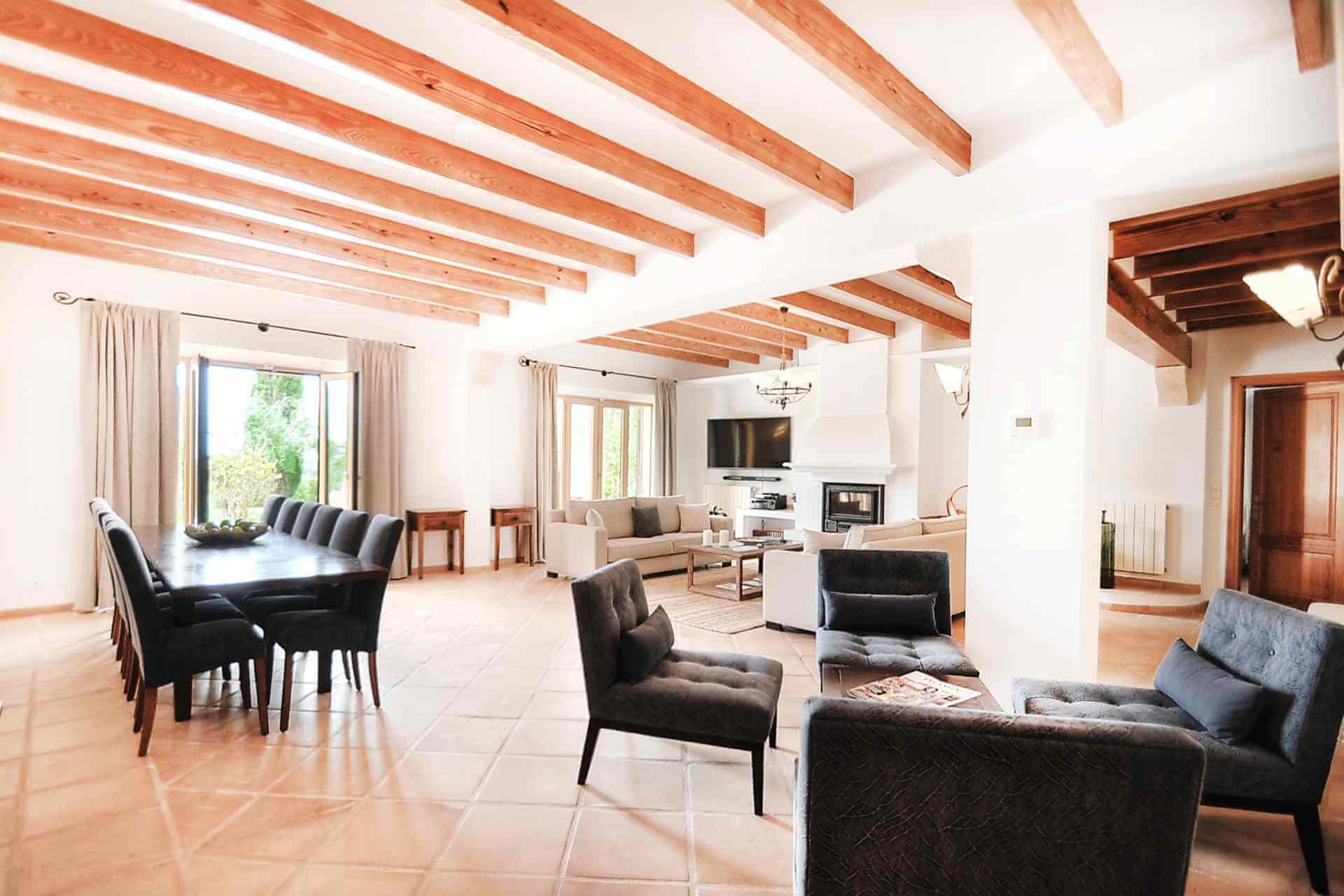 01-319 riesige luxus Finca Mallorca Osten Bild 15