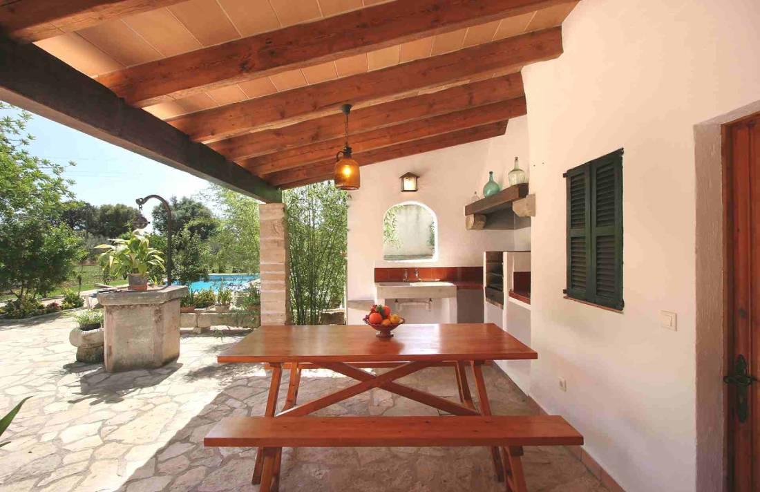 01-145 Restaurierte Finca Mallorca Norden Bild 15