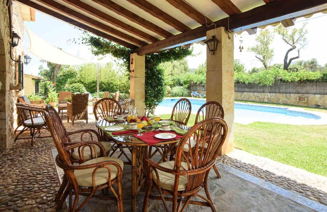 01-164 Romantische Finca Mallorca Norden Bild 15