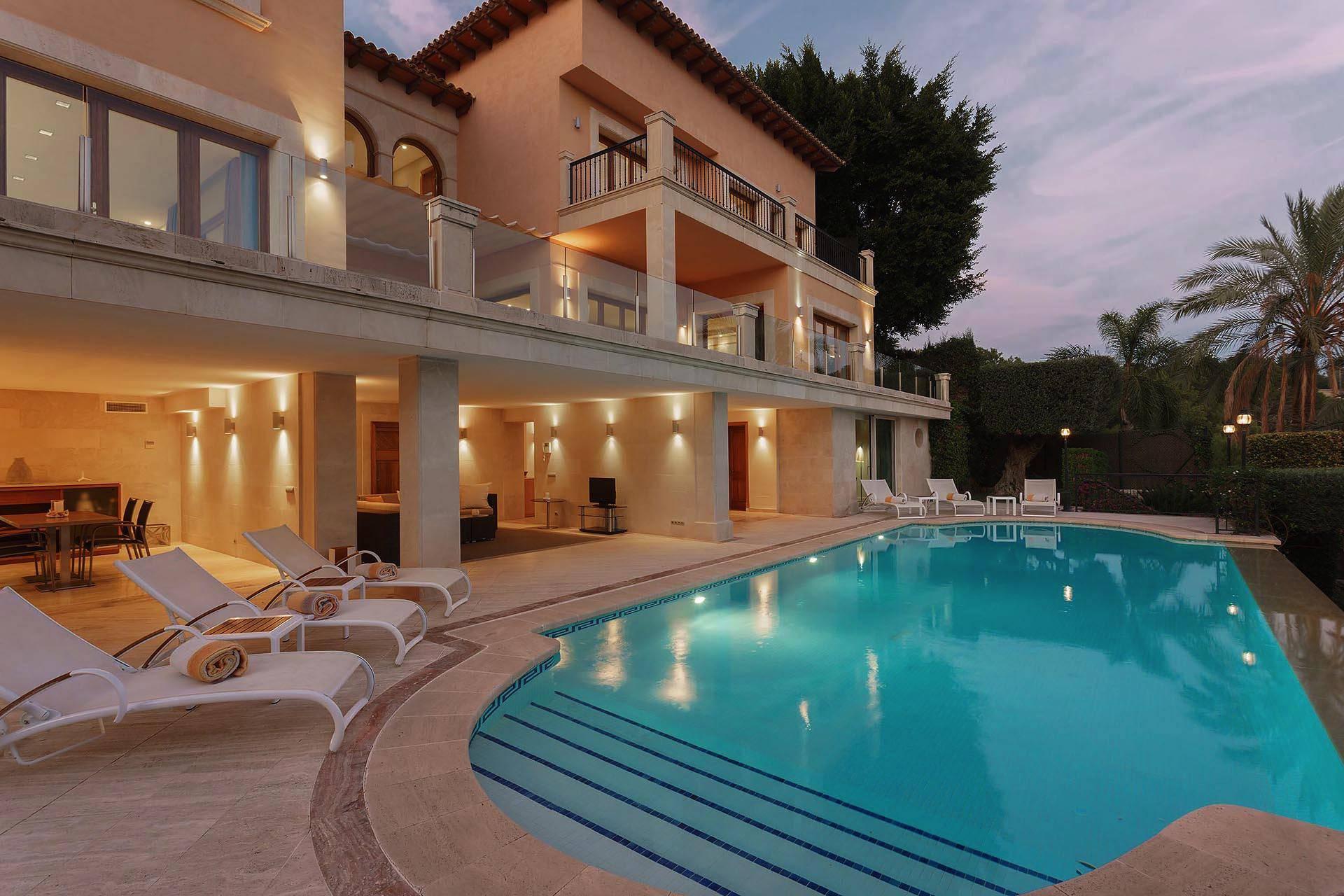 01-280 großzügige Villa nahe Palma de Mallorca Bild 15