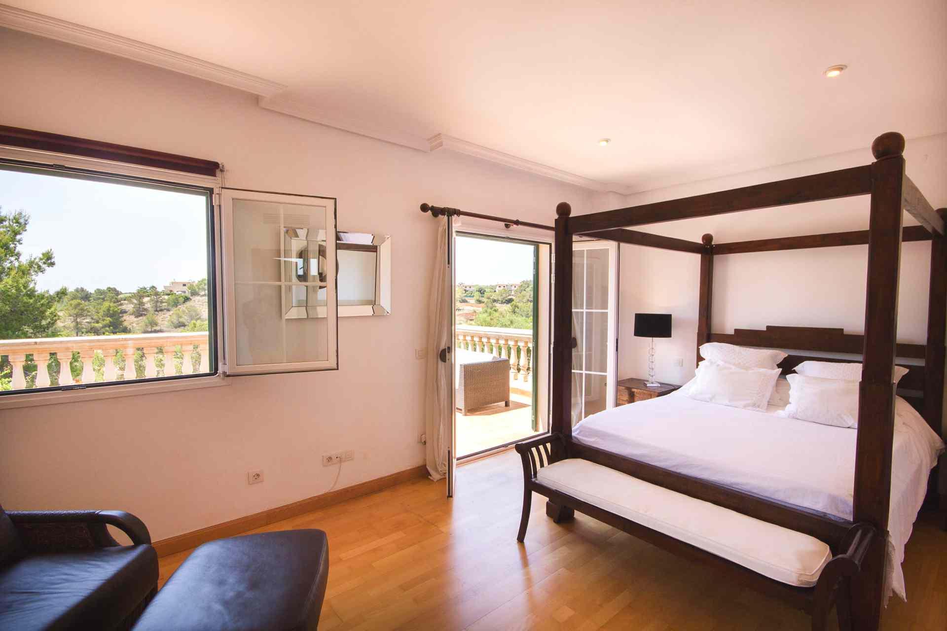 01-302 hübsches Ferienhaus Mallorca Südwesten Bild 16