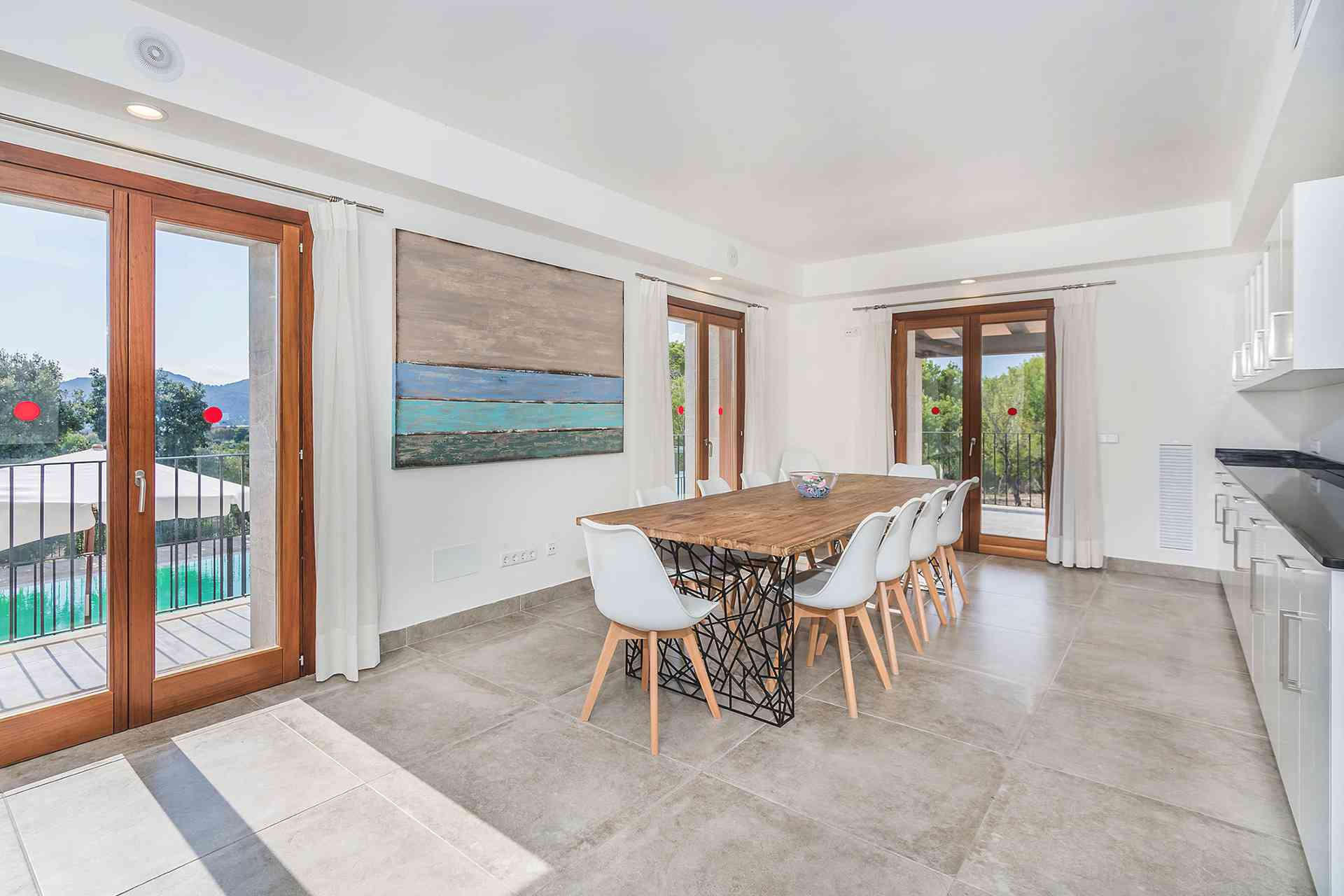 01-155 exklusive Luxus Villa Norden Mallorca Bild 16
