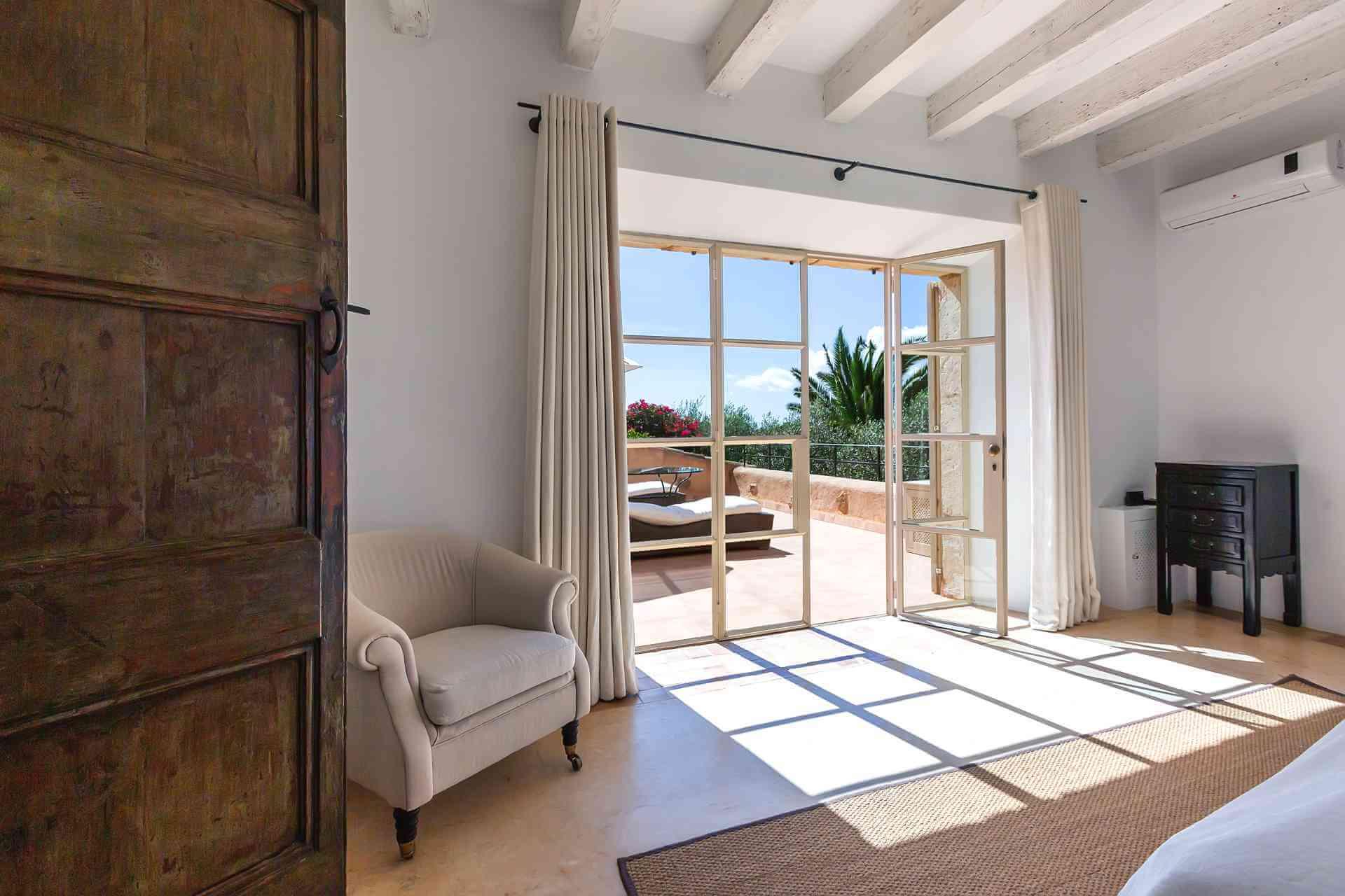 01-343 luxuriöse Finca Mallorca Süden Bild 16