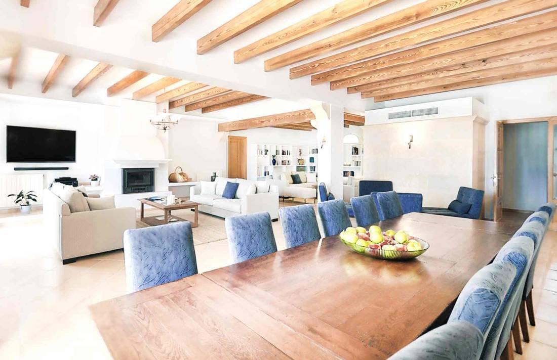 01-319 riesige luxus Finca Mallorca Osten Bild 16