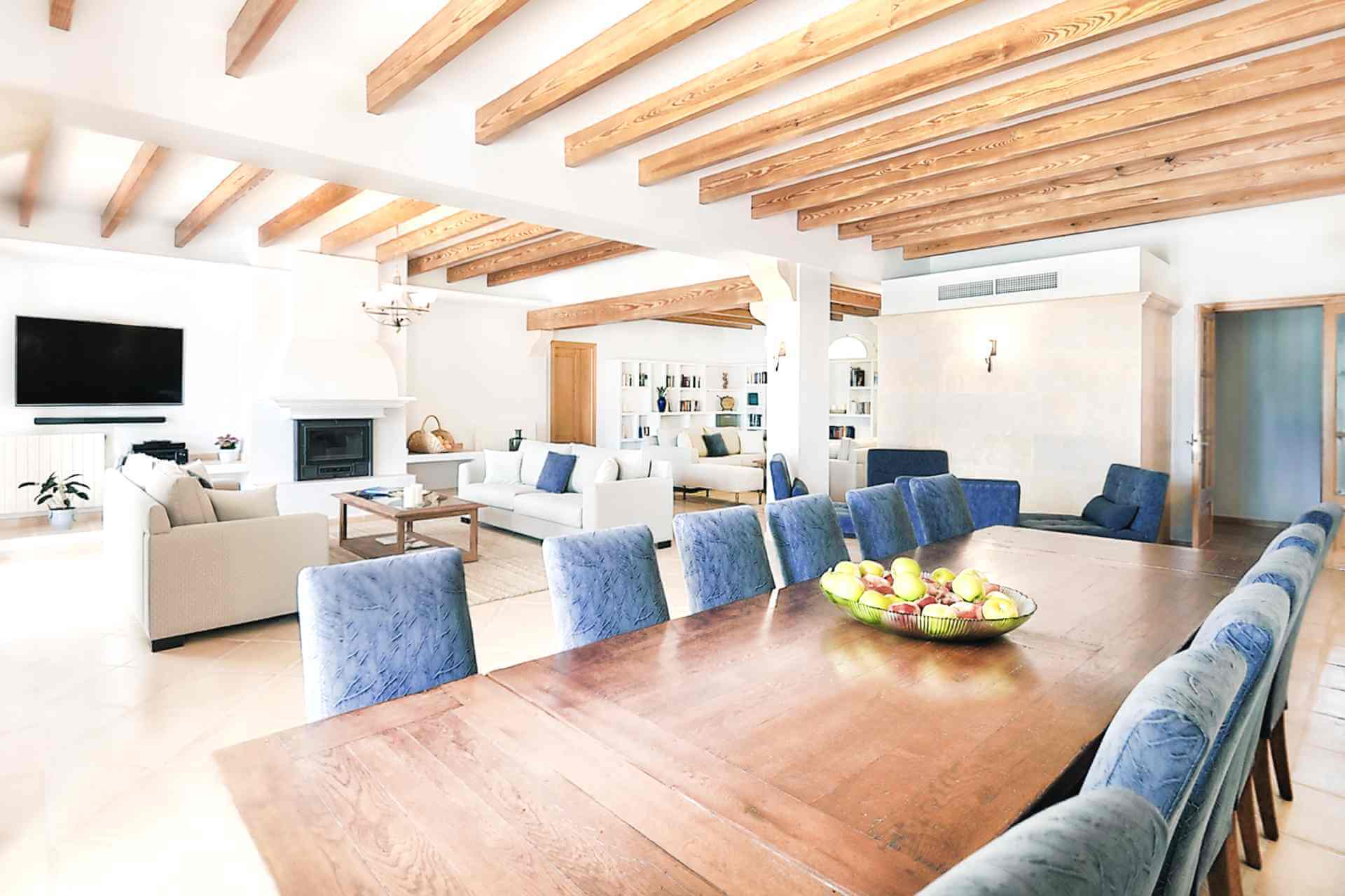 01-319 huge luxury finca mallorca east Bild 16