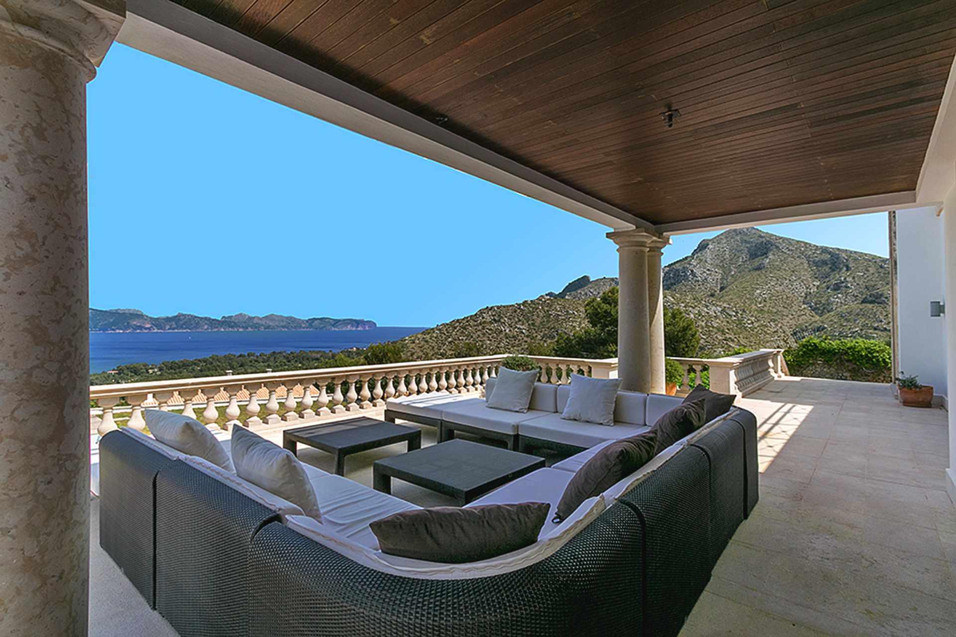 01-308 exklusives Anwesen Mallorca Norden Bild 16
