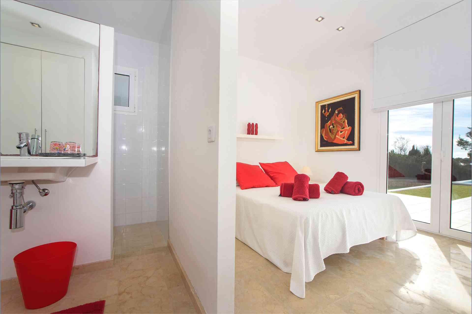 01-156 moderne Meerblick Villa Mallorca Osten Bild 16
