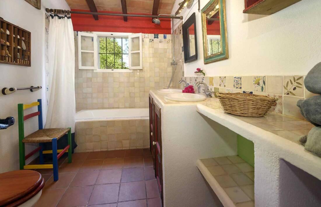 01-161 Finca mit hübschem Garten Mallorca Norden Bild 16
