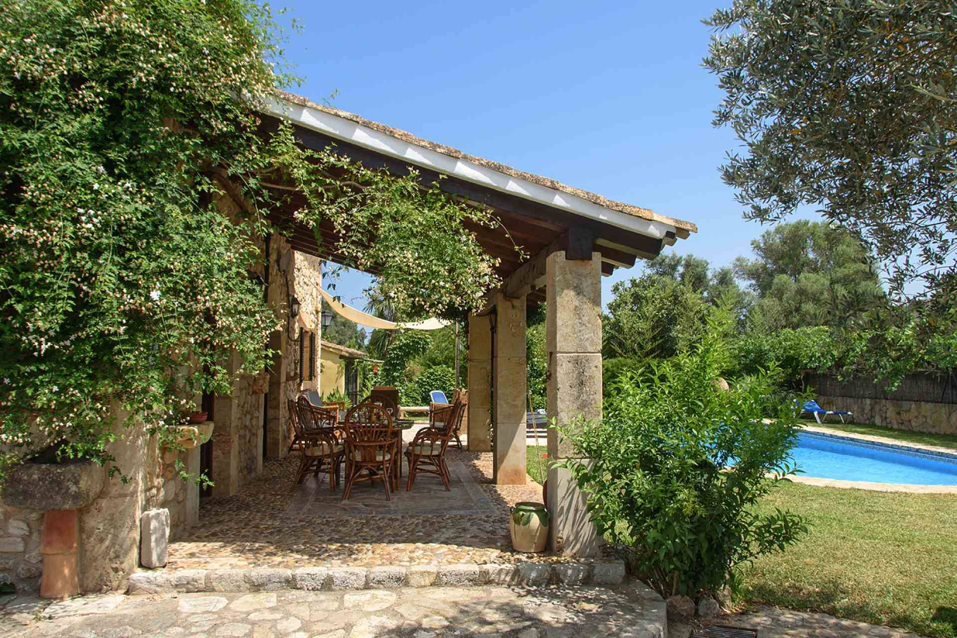 01-164 Romantische Finca Mallorca Norden Bild 16
