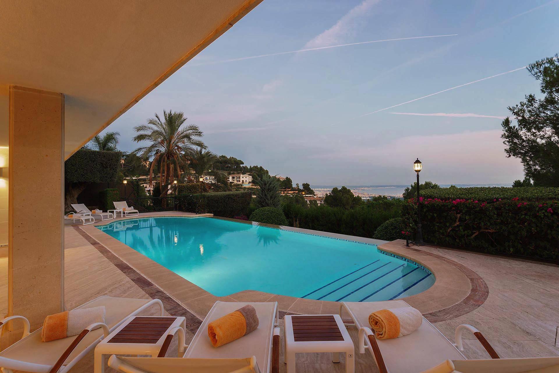 01-280 großzügige Villa nahe Palma de Mallorca Bild 16