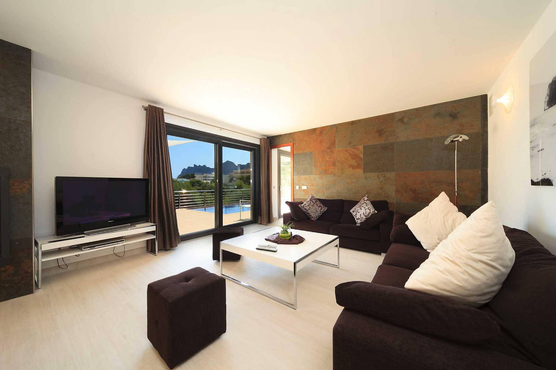 01-35 Villa Mallorca Norden mit Pool Bild 17