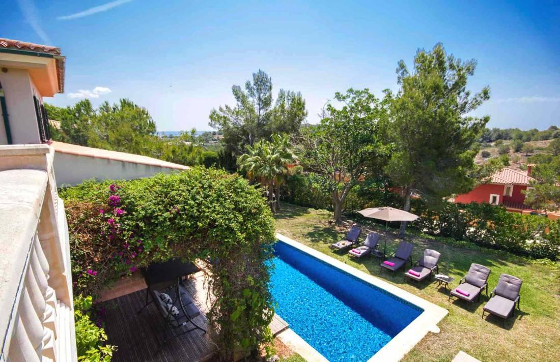 01-302 hübsches Ferienhaus Mallorca Südwesten Bild 17