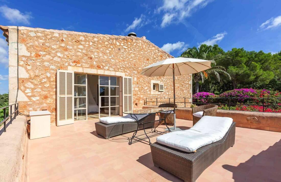01-343 luxuriöse Finca Mallorca Süden Bild 17