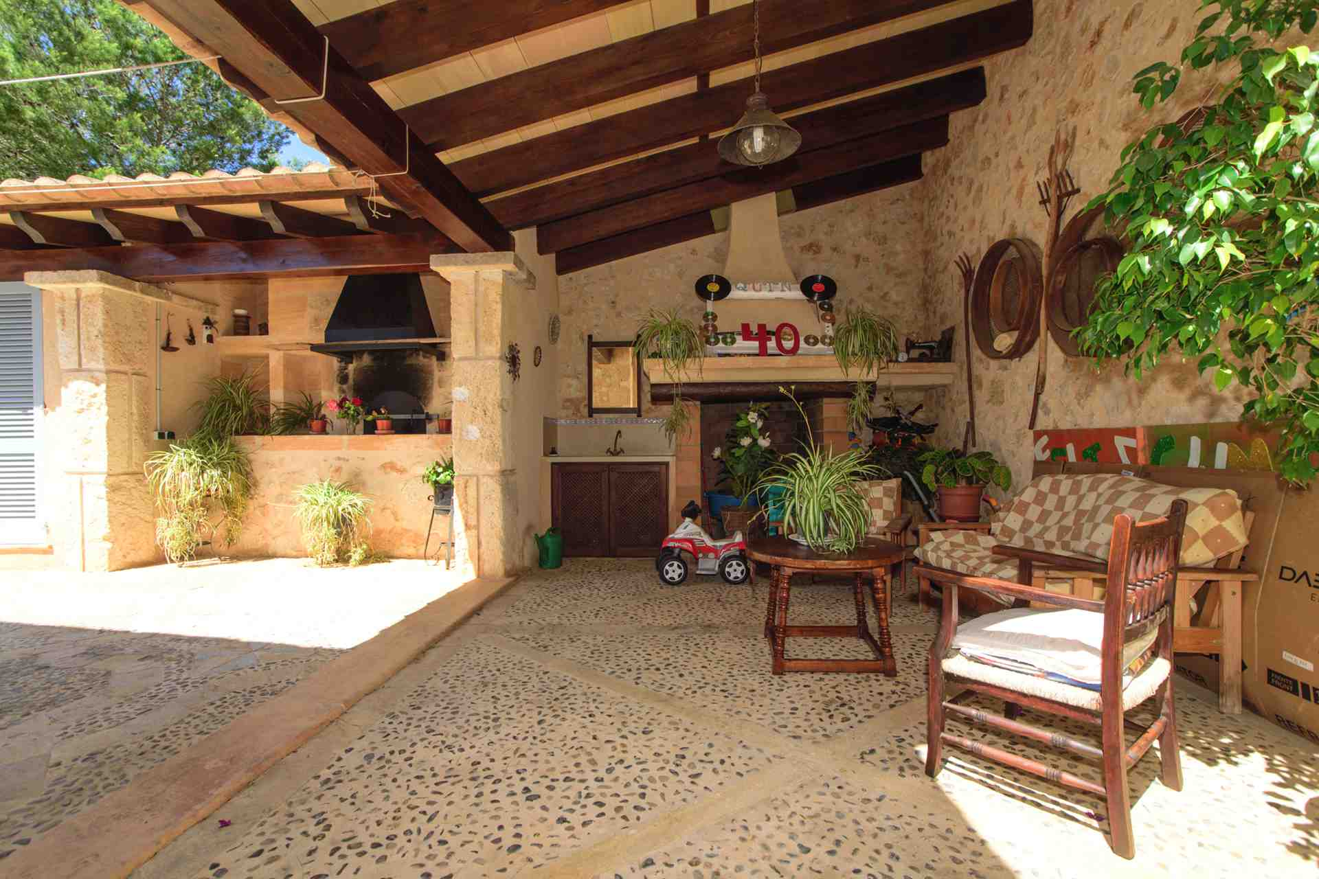 01-147 idyllic Finca Mallorca east Bild 17