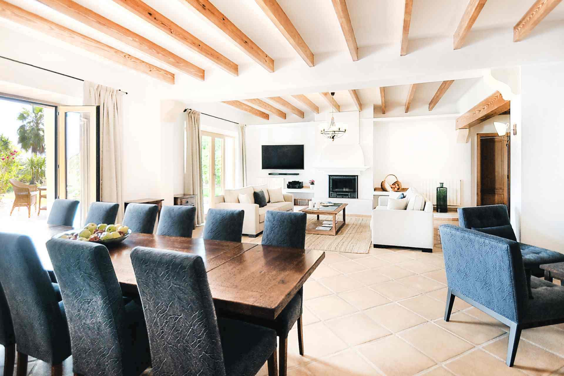 01-319 riesige luxus Finca Mallorca Osten Bild 17