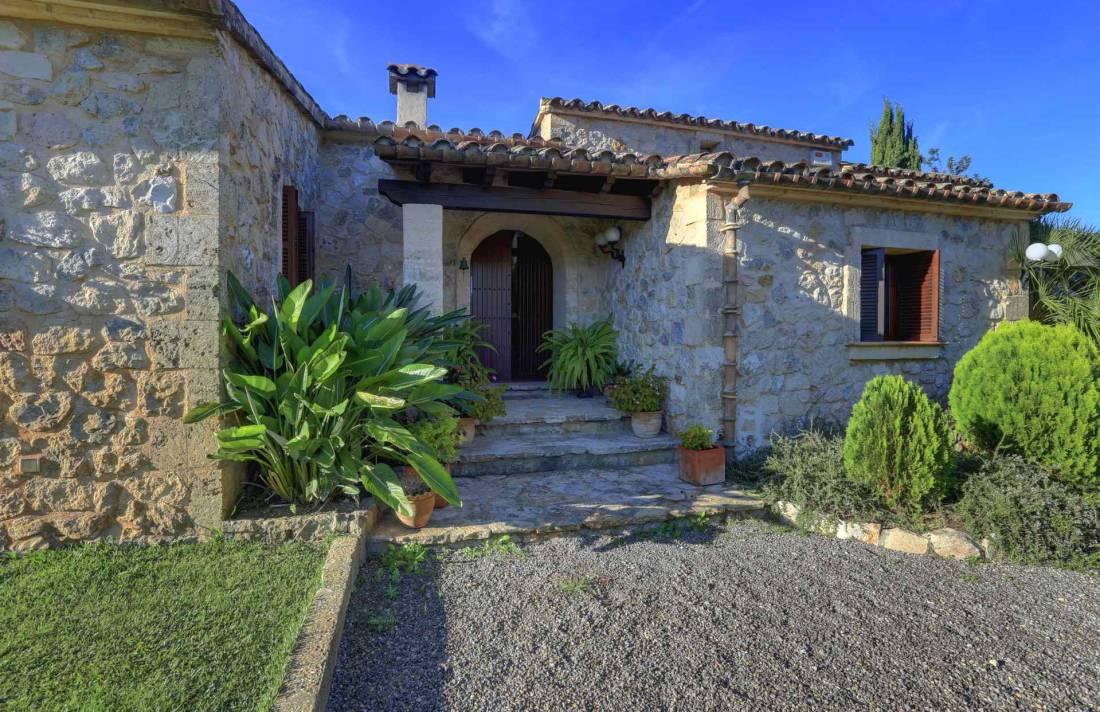 01-11 Traditionelle Finca Mallorca Norden Bild 17