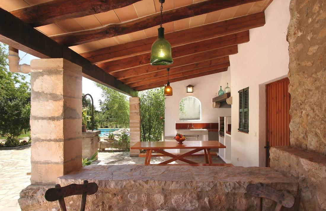 01-145 Restaurierte Finca Mallorca Norden Bild 17