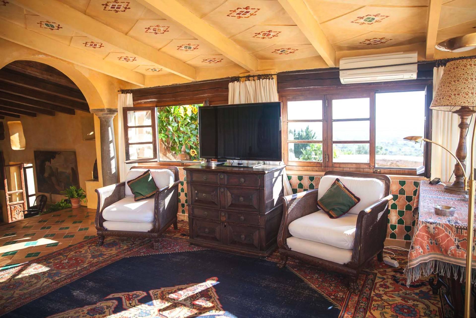 01-116 extravagante luxus Finca Mallorca Süden Bild 16