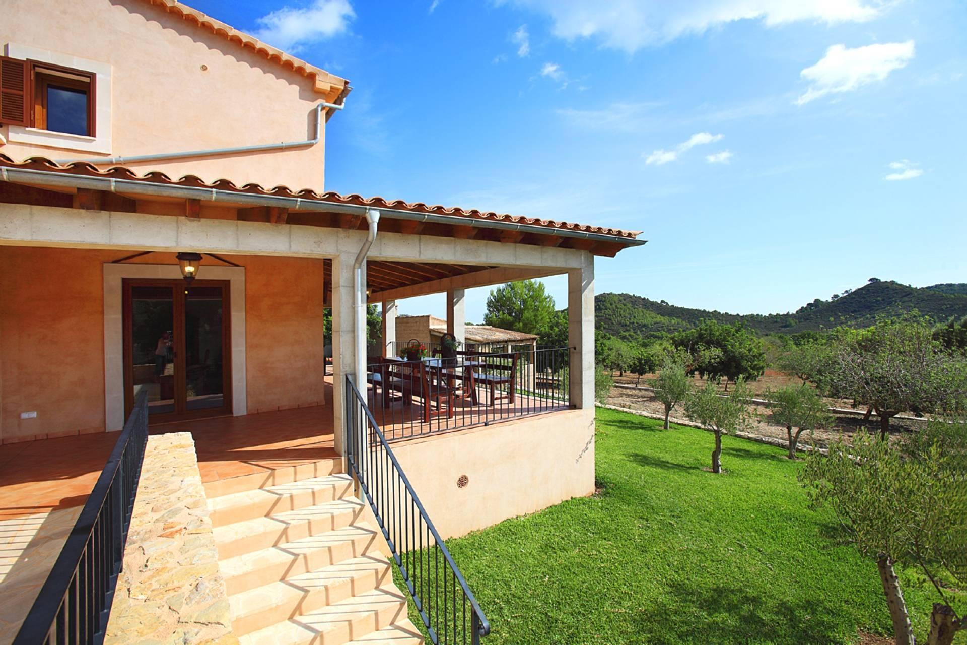 01-159 Ländliches Ferienhaus Mallorca Osten Bild 18