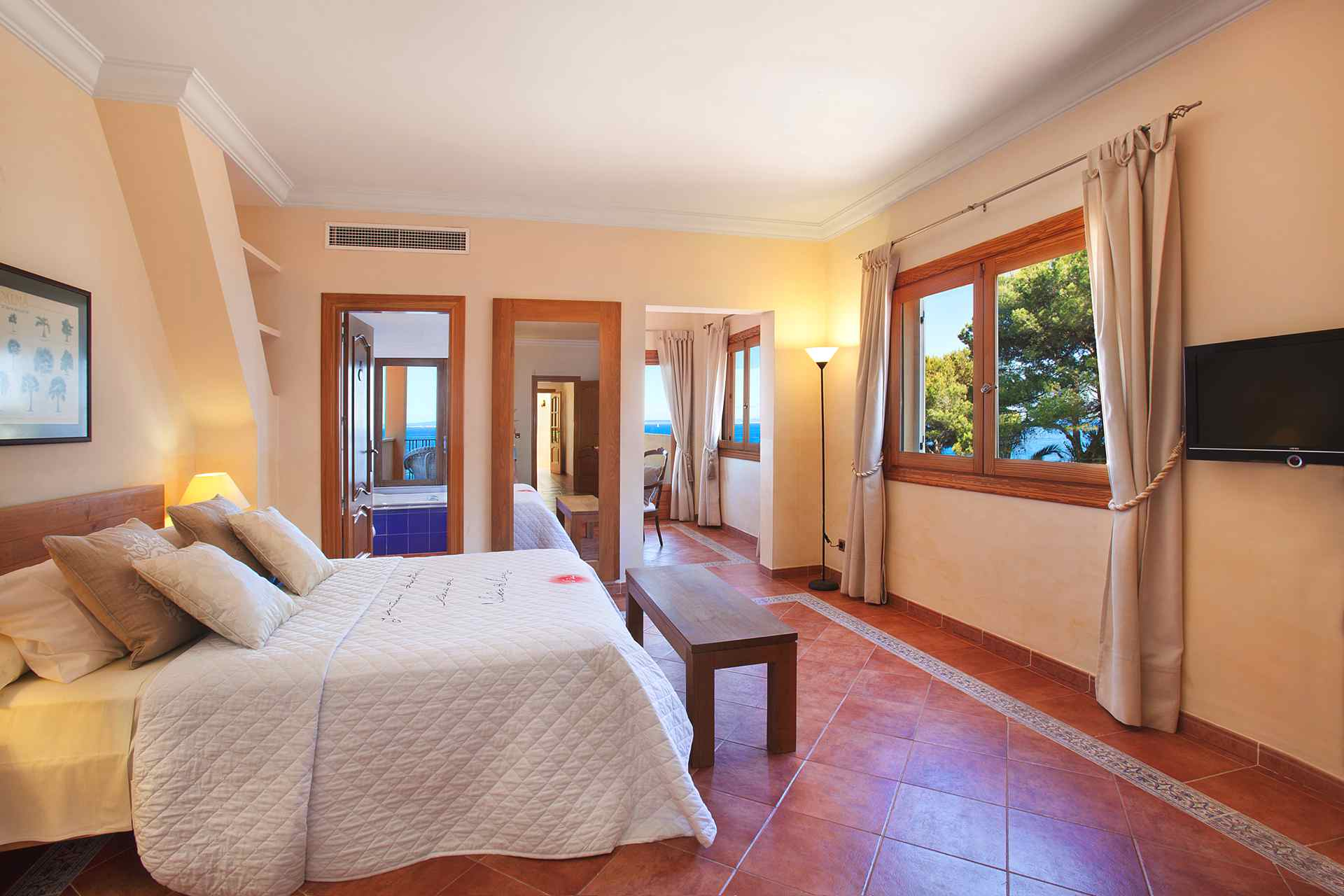 01-23 Villa Mallorca Südwesten mit Meerblick Bild 18