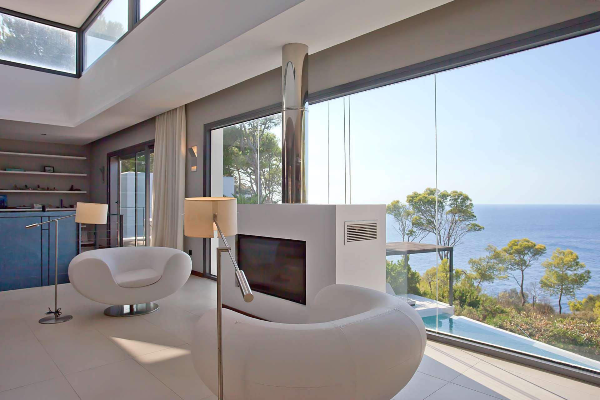 01-332 Sea view Villa Mallorca southwest Bild 18