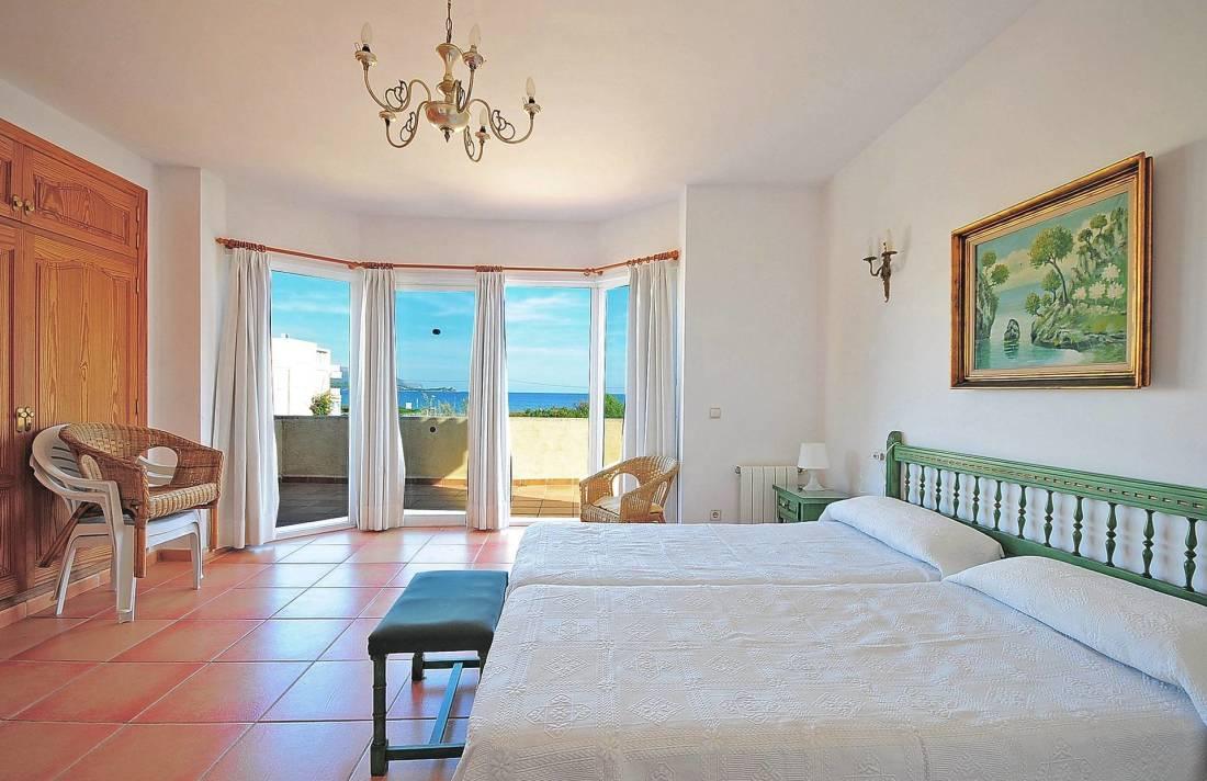 01-233 Ferienhaus am Strand Mallorca Norden Bild 17
