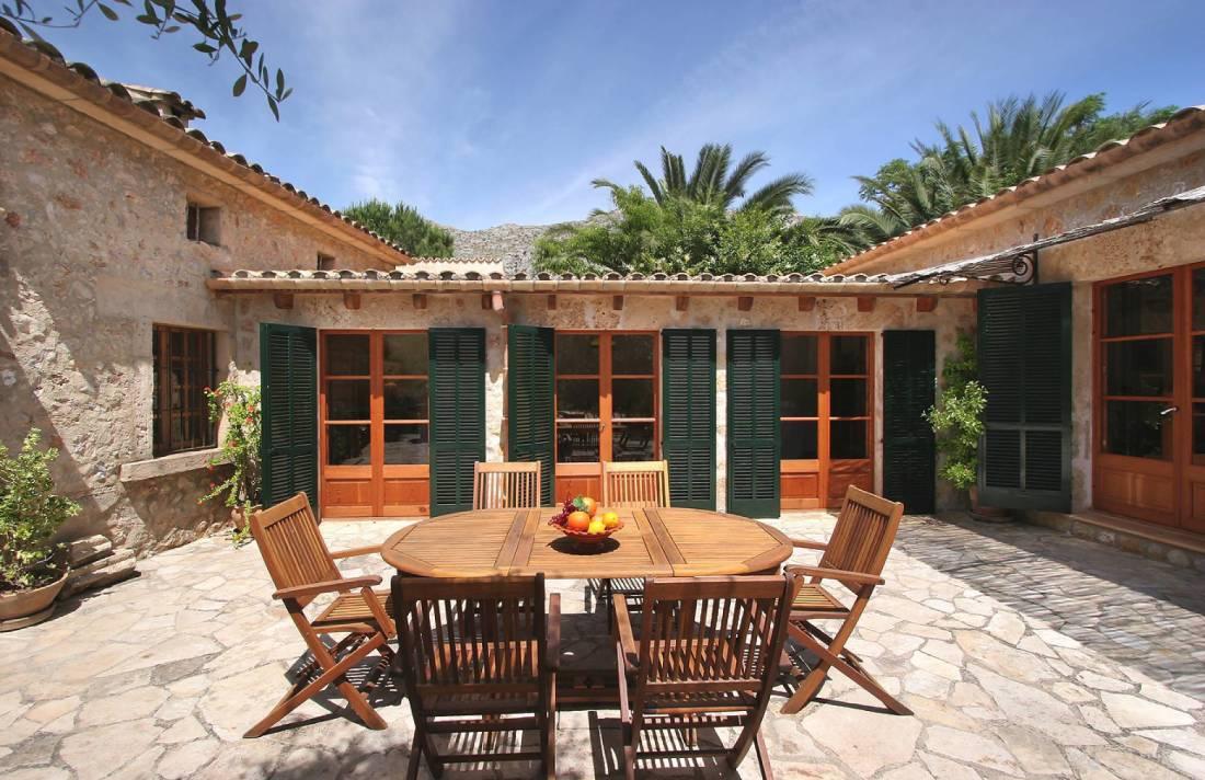 01-145 Restaurierte Finca Mallorca Norden Bild 18