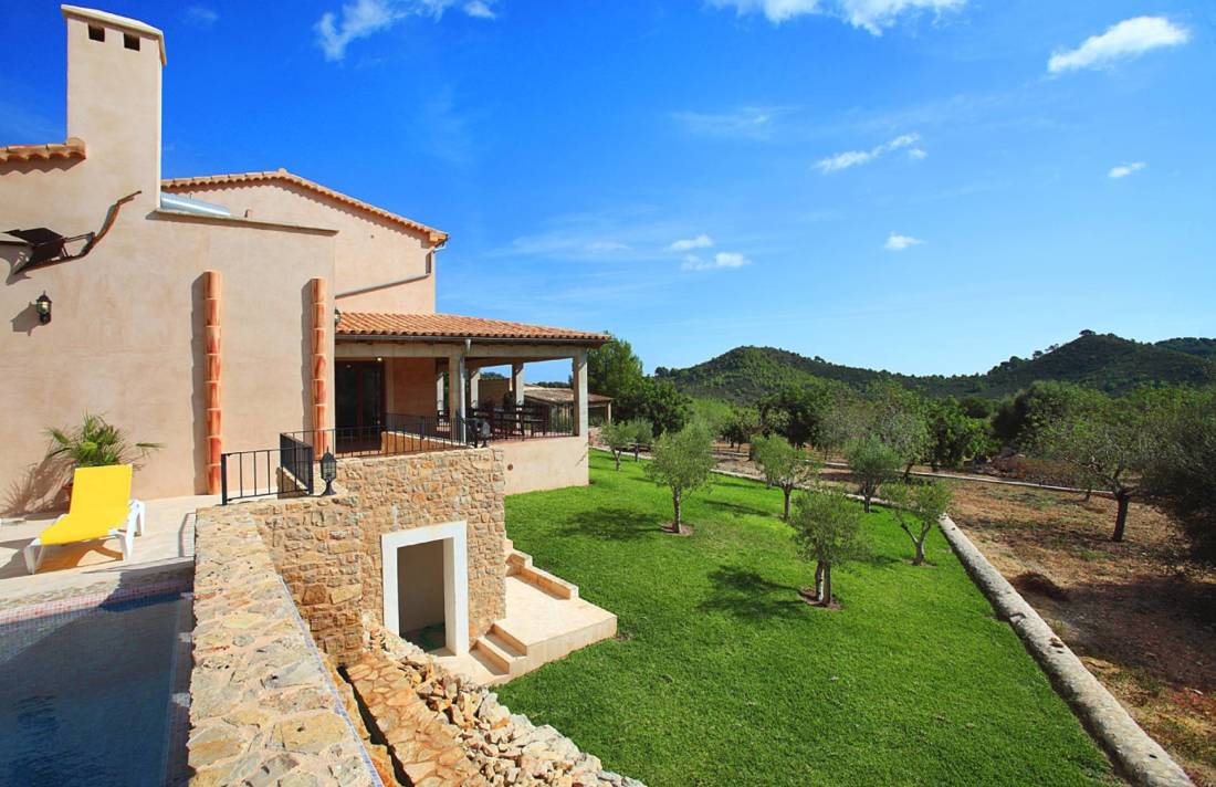 01-159 Ländliches Ferienhaus Mallorca Osten Bild 19