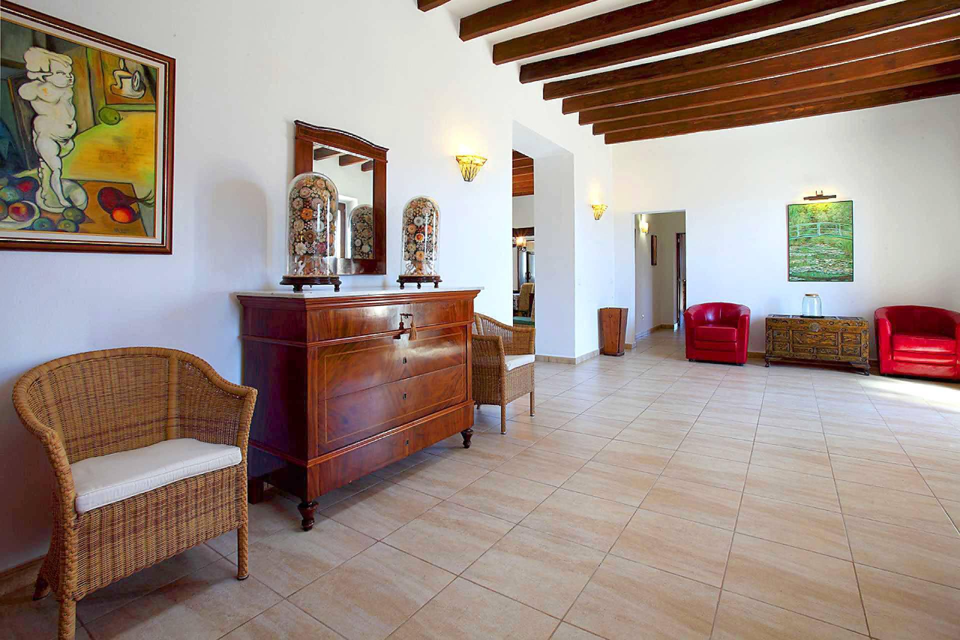 01-33 Großzügiges Ferienhaus Mallorca Osten Bild 18