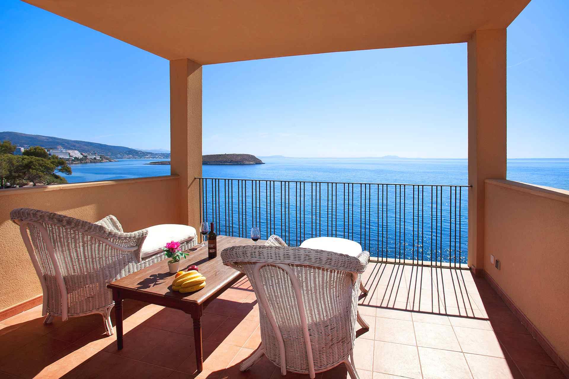 01-23 Villa Mallorca Südwesten mit Meerblick Bild 19