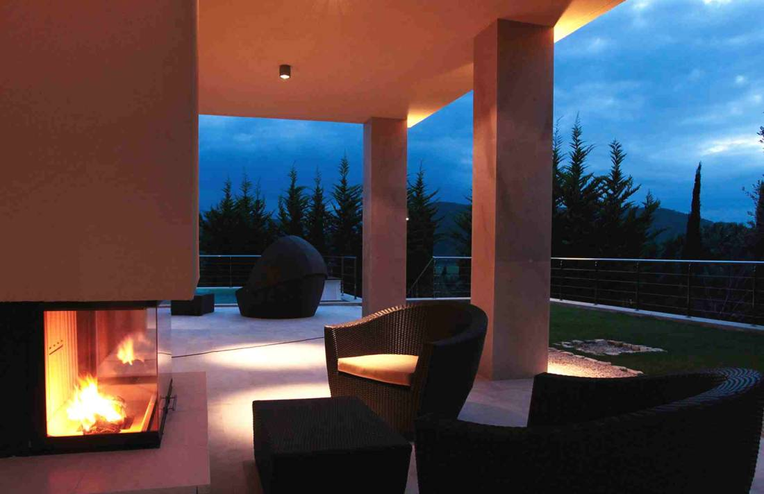 01-327 moderne Golfplatz Villa Mallorca Nordosten Bild 18